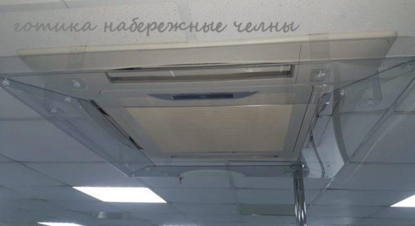 защитные экраны для кондиционера