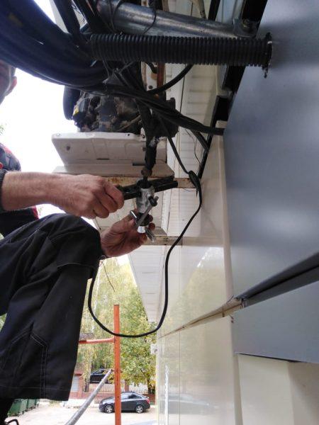 ТО и ремонт кондиционеров