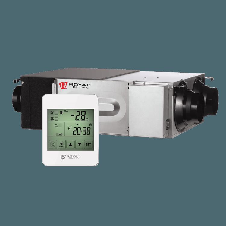 Royal Clima RCS 500 2.0 приточно-вытяжная установка Soffio 2.0
