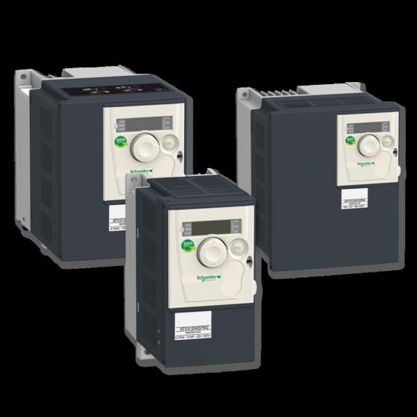 Частотные преобразователи Schneider Electric ATV 12