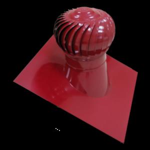 Окрашенный турбодефлектор